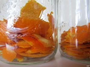 "Апельсиновый ликер ""Куантро"" в домашних условиях - фото шаг 2"