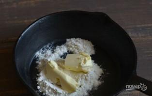 Сырно-сливочный соус - фото шаг 2