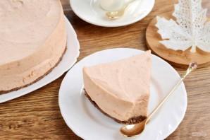 Диетический яблочный торт без выпечки - фото шаг 7