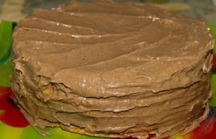"Торт ""Микадо"" - фото шаг 6"