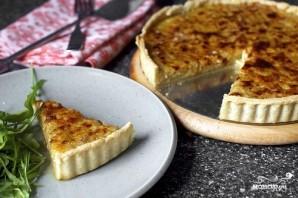 Французский луковый пирог - фото шаг 5