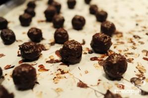 Шоколадные трюфели - фото шаг 4