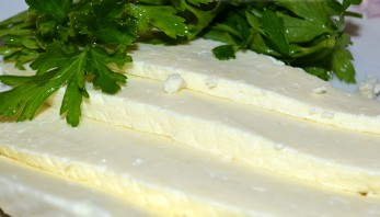 """Сыр """"Сиртаки"""" в домашних условиях - фото шаг 5"""