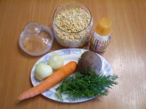 Гороховый суп в мультиварке - фото шаг 1