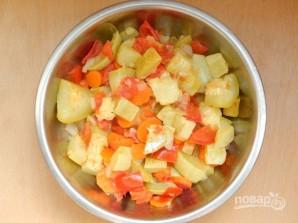 Икра овощная на зиму - фото шаг 5