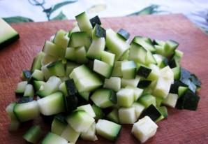 Вегетарианское заливное - фото шаг 3