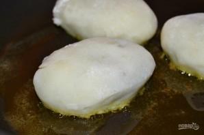 Картофельные зразы с начинкой из фарша - фото шаг 13