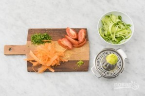 Салат из говядины - фото шаг 1