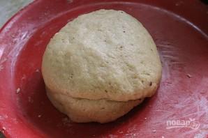 Простой рецепт пончиков без дрожжей - фото шаг 4