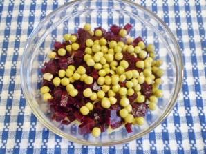 Салат к мантам - фото шаг 8