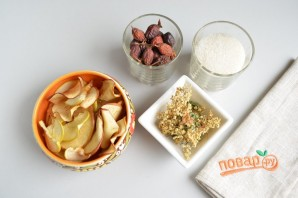 Компот из фруктов и ягод: 3 рецепта - фото шаг 5