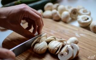 Тушеные овощи с сыром - фото шаг 2
