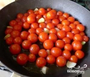Соус из помидоров черри - фото шаг 2