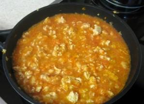 Суп из фарша и картофеля - фото шаг 9