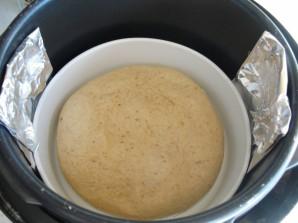 Дрожжевое тесто в мультиварке - фото шаг 3