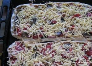 "Пицца ""Ассорти"" - фото шаг 4"