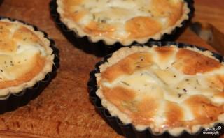 Тесто с творожным сыром - фото шаг 6
