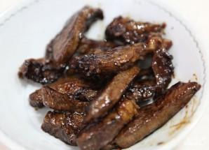 Жареная говядина с овощами - фото шаг 9