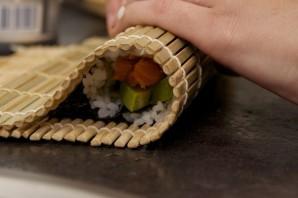 Суши с сыром - фото шаг 7