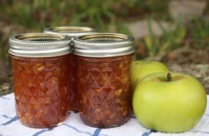 Варенье из яблок кусочками - фото шаг 4