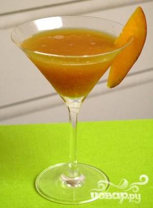 Коктейль с манго - фото шаг 5