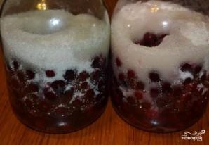 Настойка вишневая на водке - фото шаг 2
