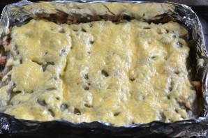 Лазанья с фаршем в духовке - фото шаг 9