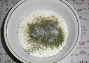 Диетическая куриная грудка в духовке - фото шаг 2