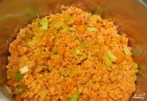 Суп из красной чечевицы постный - фото шаг 3