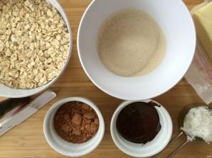 Шведские шоколадные шарики - фото шаг 1