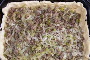 Нежнейший пирог с капустой - фото шаг 8