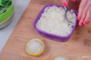 Лимонный сорбет (ледяной десерт) - фото шаг 4