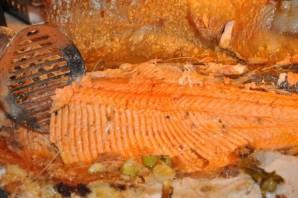 Форель, запеченная в соли - фото шаг 4