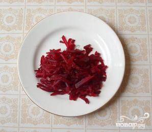 Пурпурный салат - фото шаг 4