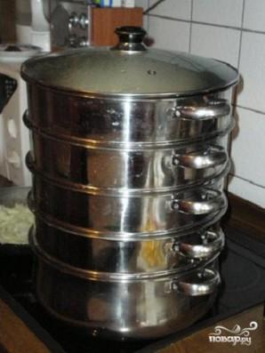 """Узбекское блюдо """"Ханум"""" - фото шаг 4"""
