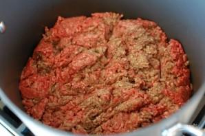 Мясная лазанья с фаршем - фото шаг 4