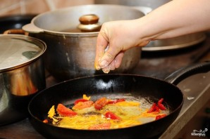 Суп из шпината замороженного - фото шаг 8