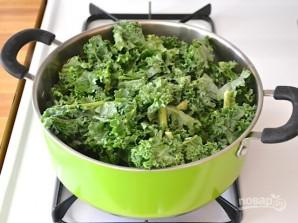 Салат с белой фасолью консервированной - фото шаг 1