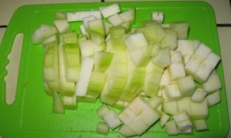 Запеканка из кабачков с сыром - фото шаг 5