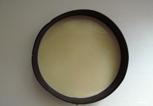 Творожно-малиновый торт - фото шаг 7