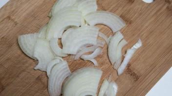 Запеканка из пельменей с сыром и грибами - фото шаг 2