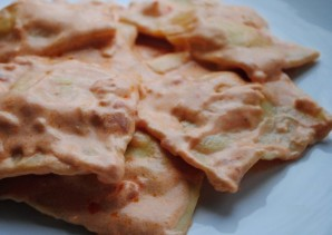 Равиоли в сливочном соусе - фото шаг 13