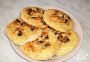 Картофельные лепешки с сыром - фото шаг 8