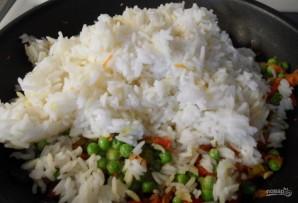 Рис басмати с овощами - фото шаг 3