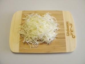 Салат из капусты - фото шаг 2