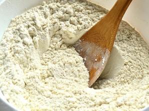 Тесто для пирогов без яиц - фото шаг 3