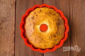 Кекс с кефиром - фото шаг 8