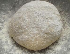 Лепешки с сыром в духовке - фото шаг 2
