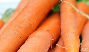 Салат из тёртой моркови - фото шаг 1