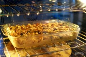 Хлебный пудинг с соусом - фото шаг 6